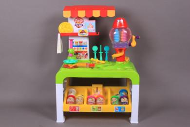 Магазин за сладки и моделин