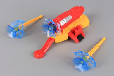 Оръжие с вакуумни стрели