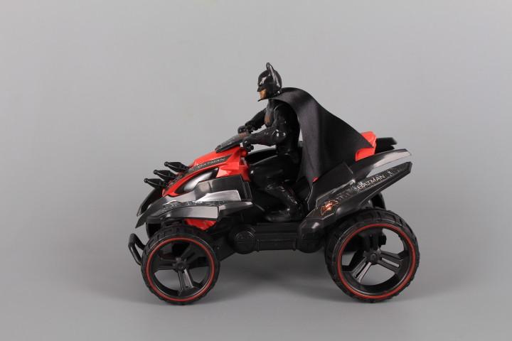ATV с герой-инерционен