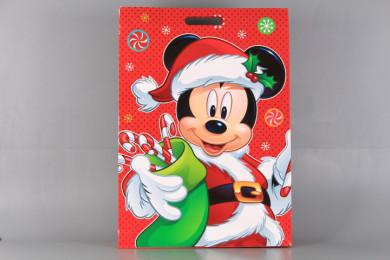 Подаръчна торбичка коледна-51*18*71 см