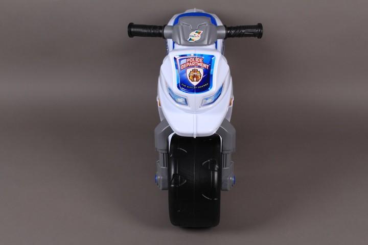 Полицейски мотор за баланс