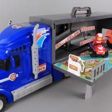 Камион - паркинг с писти