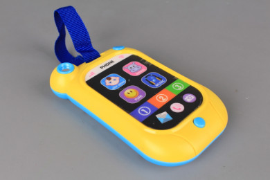 Мобилен телефон за количка