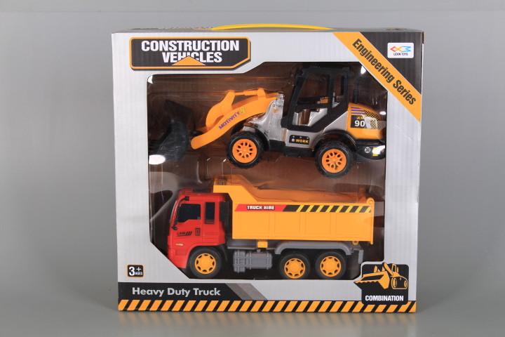 К-т Строителни машини-фрикционни