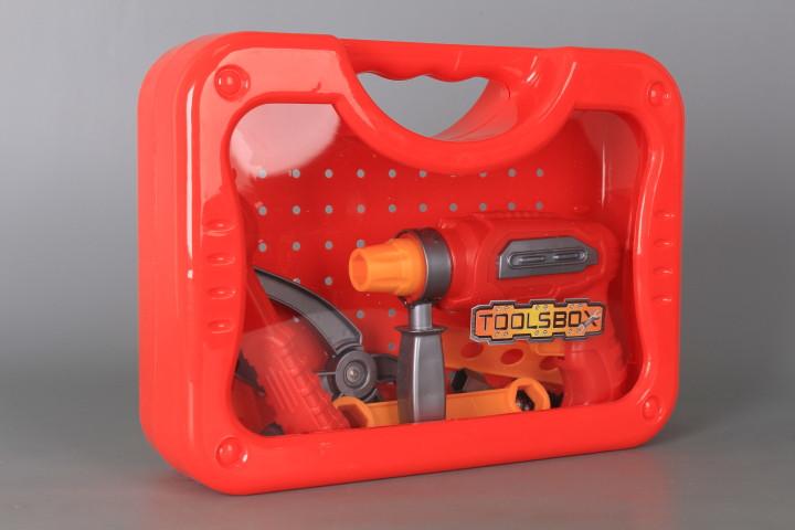 Куфар с инструменти