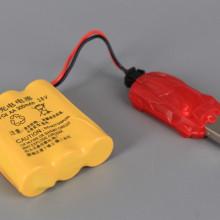 Луда кола радиоуправляема със зареждащи се батерии