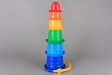 Кула с кофичка-6 ел.