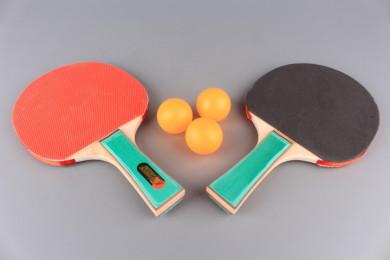 Хилки за игра на тенис на маса в чанта