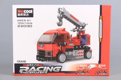Конструктор строителна машина