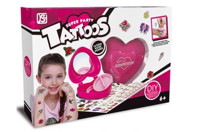 Комплект татуировки