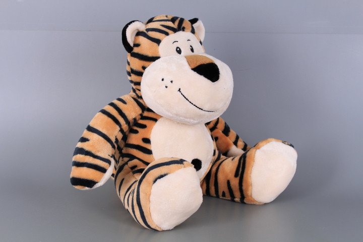Жирафче/ тигър/ хипопотам-33 см