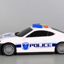 К-т Полицейска кола със звукови и светлинни ефекти-паркинг