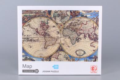 Пъзел Map - 1000 ел.