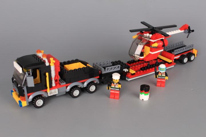 Конструктор SPECIAL TRANSPORT - 412 ЕЛ.