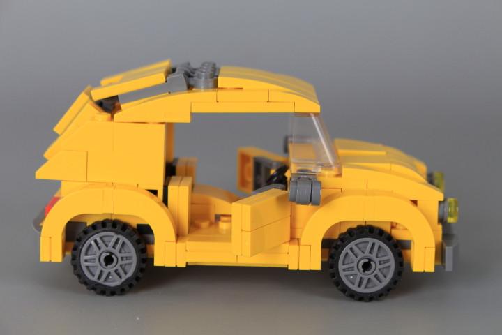 Конструктор 3 в 1- 387 елемента