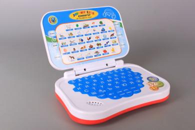 Детски лаптоп с български език-самоучител