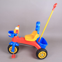 Триколка с родителски контрол цветна