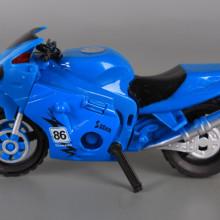 Трансформер мотор-робот метален