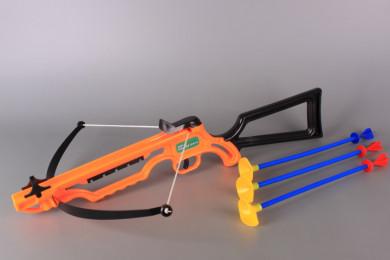 Арбалет със стрели