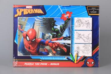 Пъзел SPIDER-MAN - 100 елемента