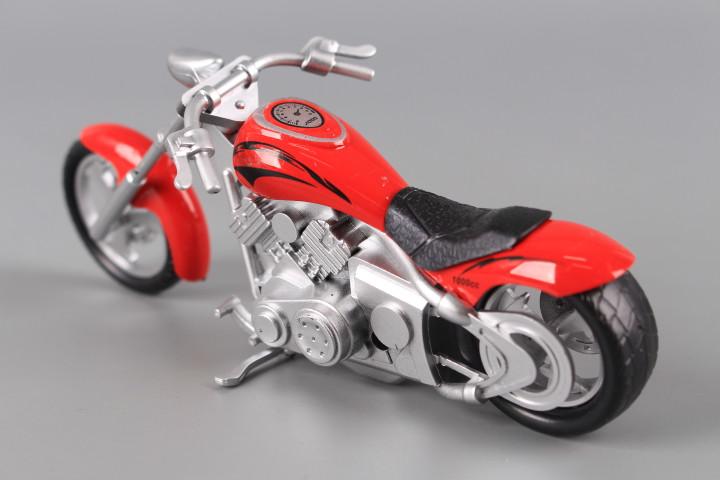 Мотор чопър метален