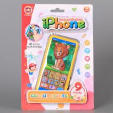 Телефон с тъч бутони