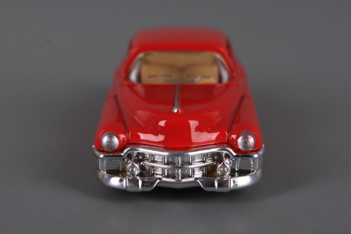 Метална ретро кола PUUL-BACK