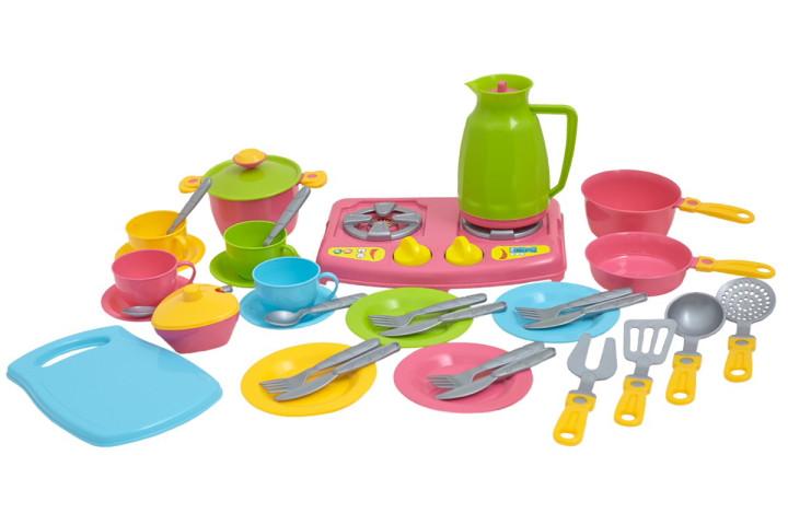 Кухненски комплект-38 ел