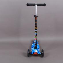 Тротинетка с 3 колела-светещи