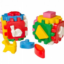 Кубчета сортер-2 бр.