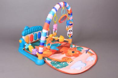 Активна бебешка гимнастика с пиано