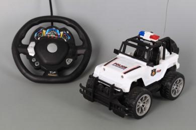 Радиоуправляем джип с GRAVITY SENSOR, волан и зареждащи се батерии