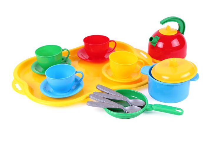 Кухненски комплект Маринка с поднос