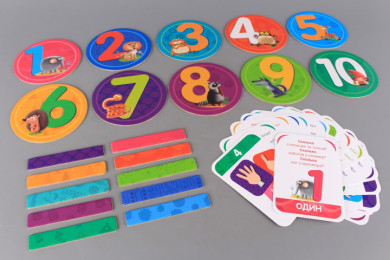 Игра Цифри и смятане