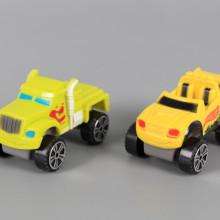 Паркинг с два пикапа