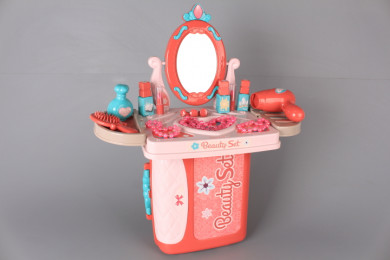 Тоалетка куфар - 3 в 1