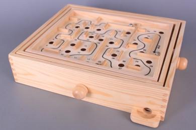 Дървена игра