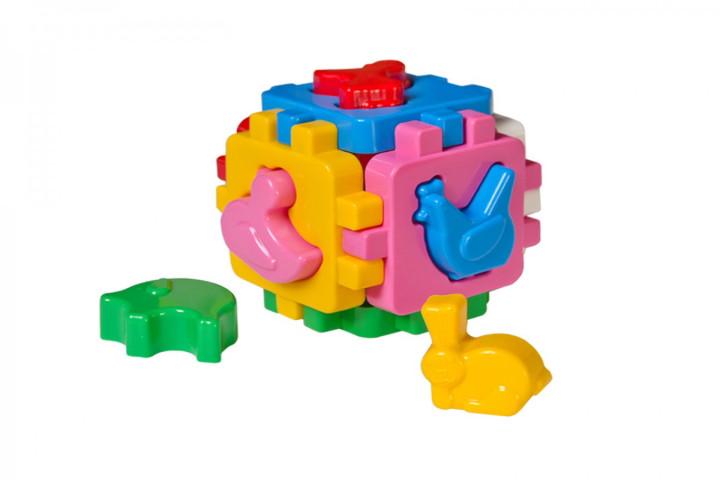Кубче сортер животни