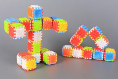 Конструктор кубчета-24 елемента