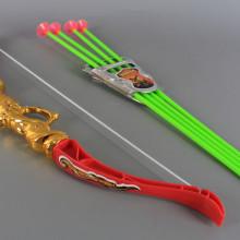 К-т Лък със стрели, щит и брадва