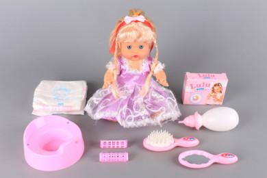 Кукла с различни звуци - пишкаща
