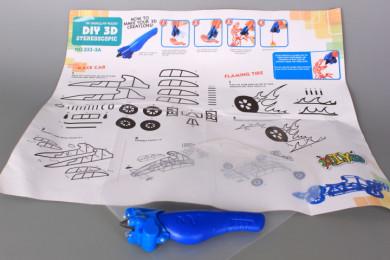 3D Писалка за пространствено рисуване и моделиране