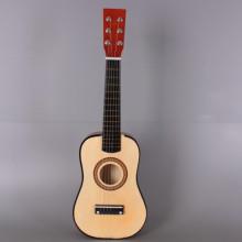 Дървена акустична китара-58 см.