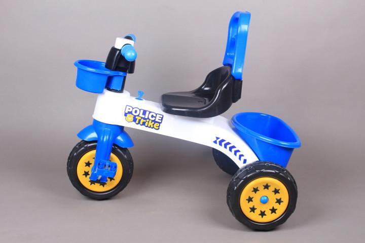 Триколка с клаксон - Полиция