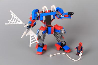 Конструктор Робот-180 елемента