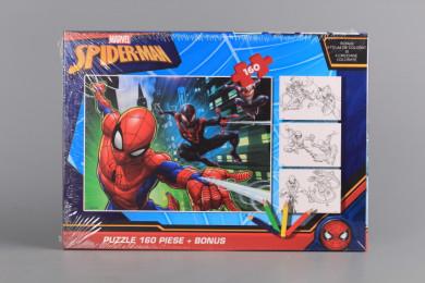 Пъзел SPIDER-MAN - 160 елемента