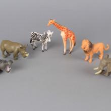 Комплект диви животни