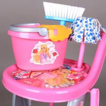 Количка за почистване Barbie