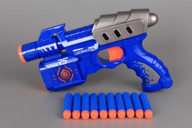 Пистолет със стрели