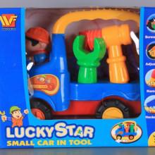 Кола с инструменти